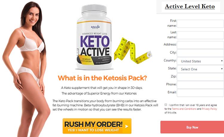 Active Level Keto 1
