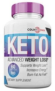 CountDown Keto