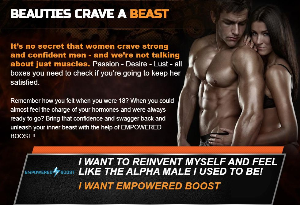 Empowered Boost 1