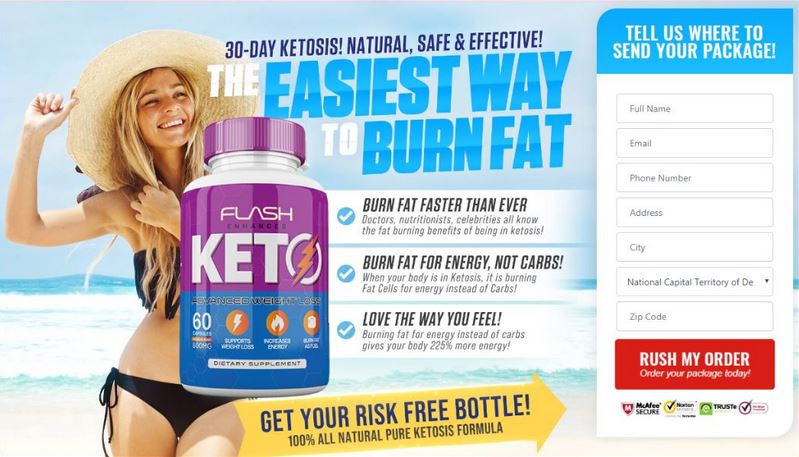 Flash Keto 2
