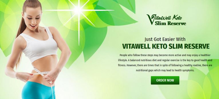 Vita Well Keto Slim 1