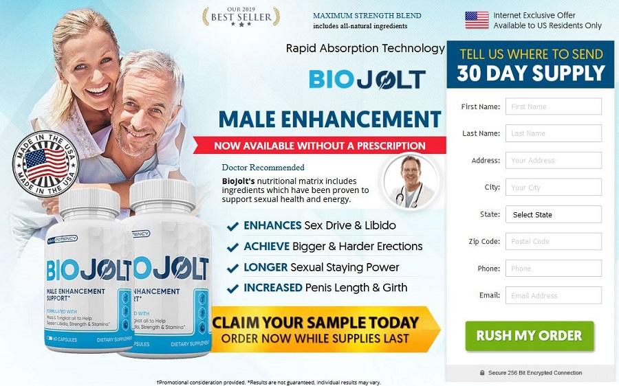 BioJolt Male Enhancement