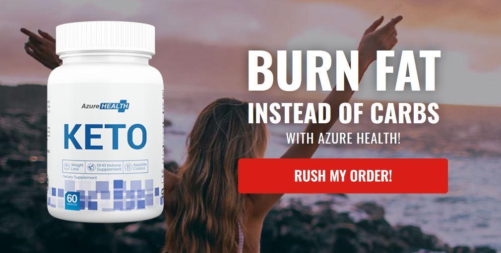 Azure Health Keto 1