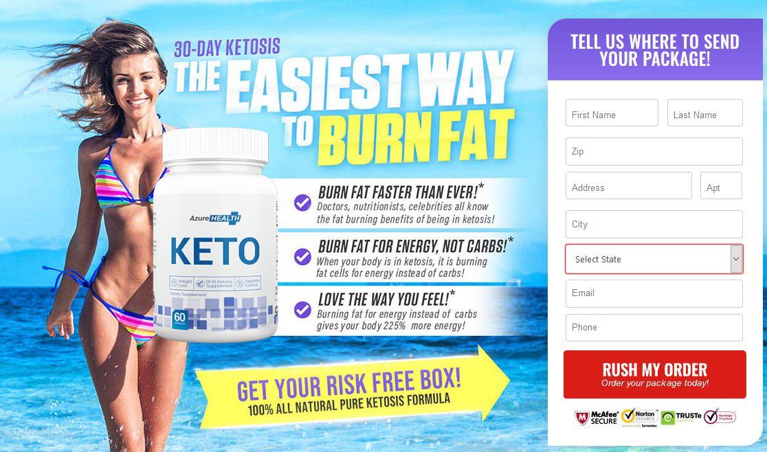 Azure Health Keto 2