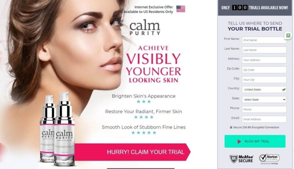 Calm Purity Skin 2