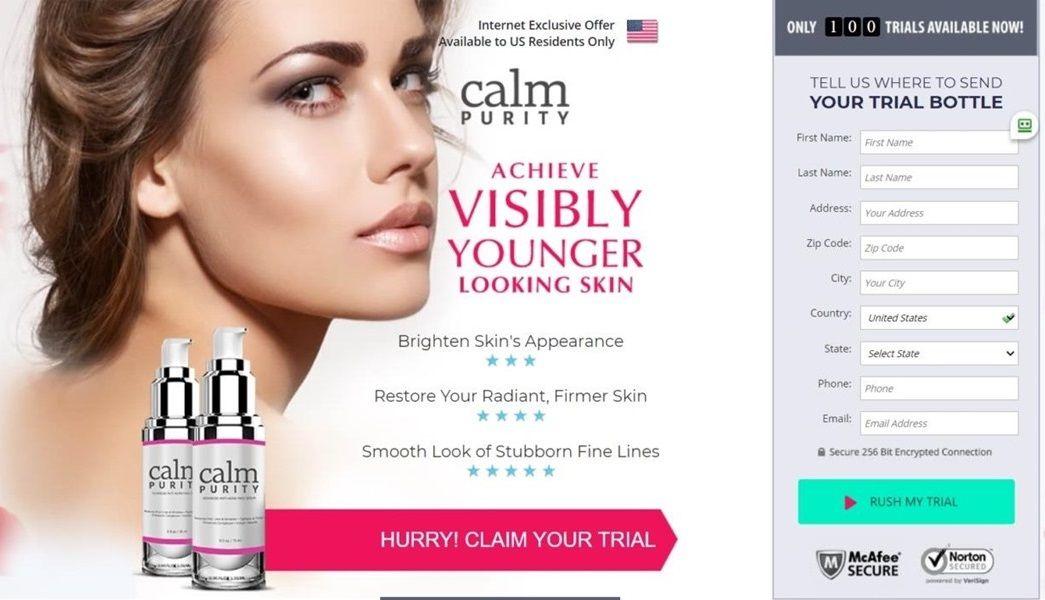 Calm Purity Skin 2