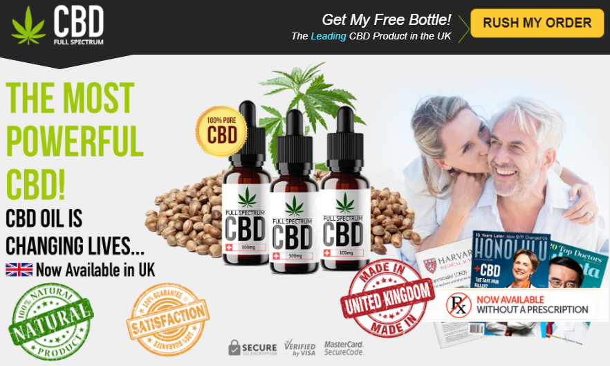 Cannagenix CBD Oil 2