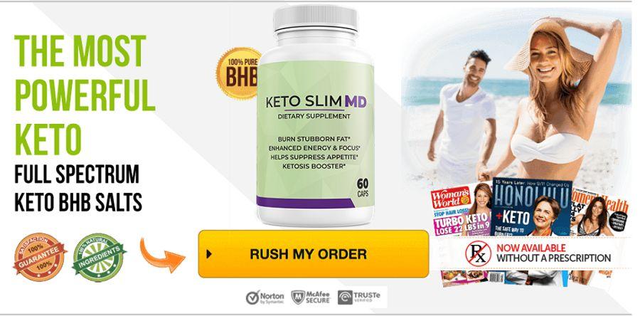 Keto Slim MD 1