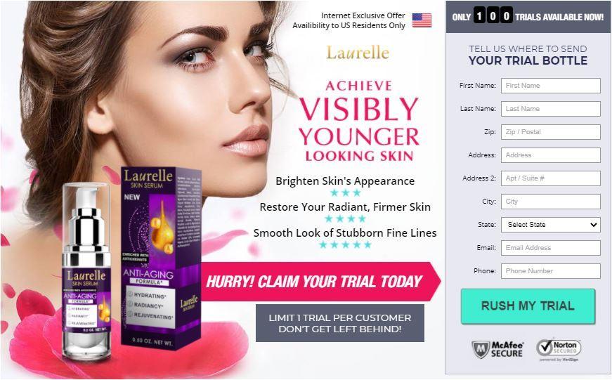 Laurelle Skin Serum 2
