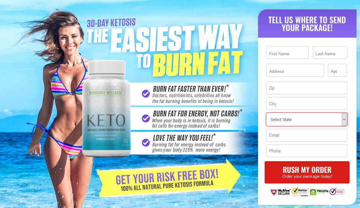Biosource Wellness Keto 2