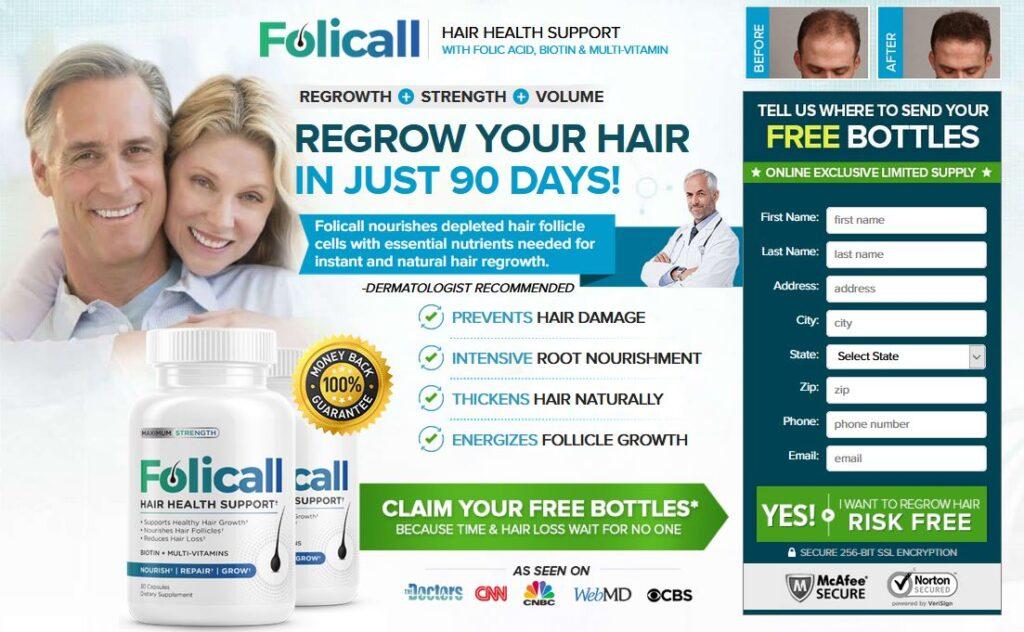 Folicall Hair