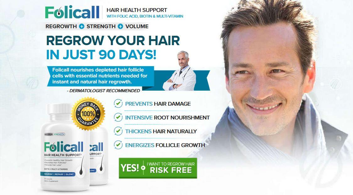 Folicall Hair Growth